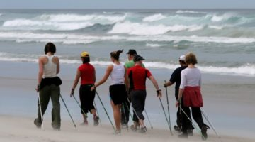 nordic walking group tutukaka coast